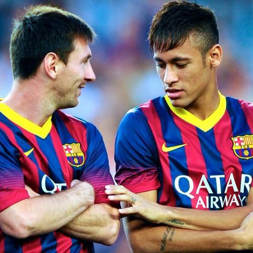 Messi & Neymar