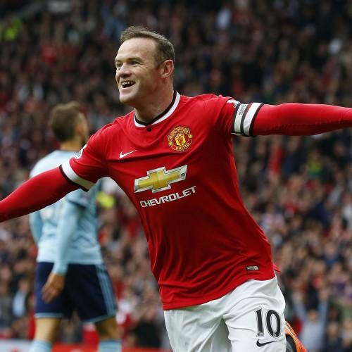 Wayne Rooney - Manchester Utd
