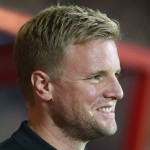 Premier League Asian handicap: Bournemouth current manager Eddie Howe is all smile