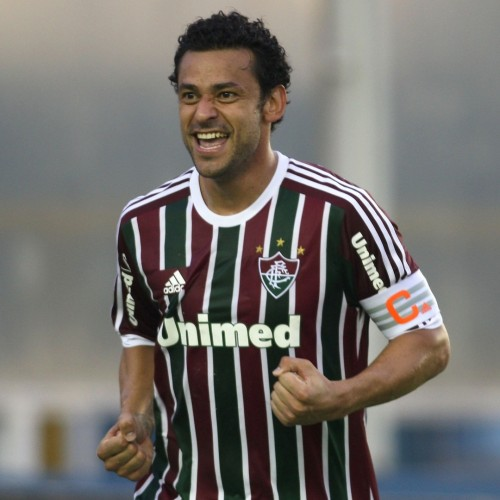 Fred - Striker, Fluminense