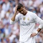 Cristiano Ronaldo Scratching Head