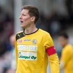 Veikkausliiga Asian handicap: VPS' mighty defender Ville Koskimaa