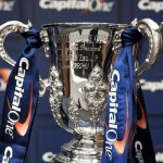 Capital One Cup Trophy