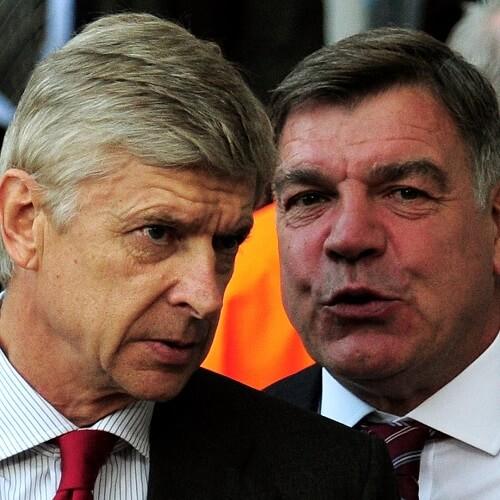 Wenger & Allardyce