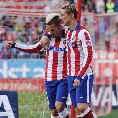 Torres & Griezmann