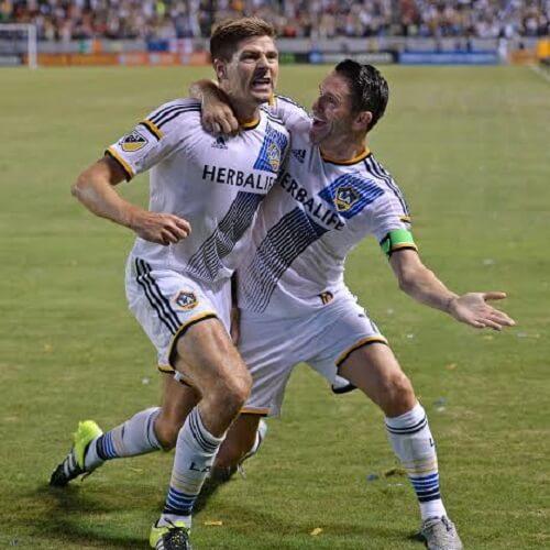 Gerrard and Keane