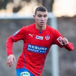 Allsvenskan Asian handicap: Jordan Larsson is the son of the team's previous manager henrik Larsson
