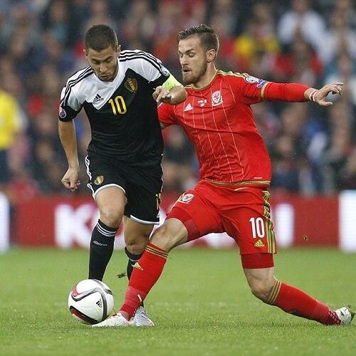 Wales v Belgium 01/07/2016