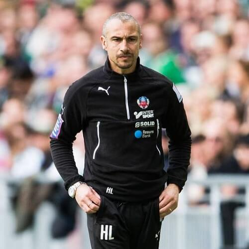 Allsvenskan Asian handicap: Per-Ola Ljung returned as the manager of Helsingborg after 3 years.