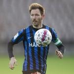 Veikkausliiga Asian handicap: Henri Lehton plays as a left back for Inter Tuku.