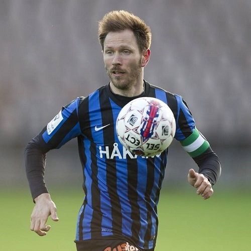 Veikkausliiga Asian handicap: Henri Lehton plays as a left back for Inter Tuku.
