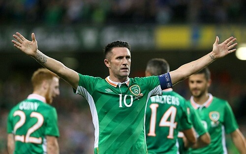 Robbie Keane - Republic of Ireland