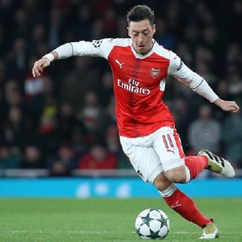Premier League Asian handicap: Mesut Özil is one of the best attacking midfielder of Arsenal
