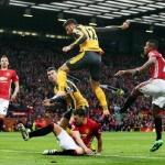 Football Data Analysis: Man United v Arsenal
