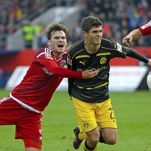 Dortmund v Ingolstadt Asian Handicap Preview 17/03
