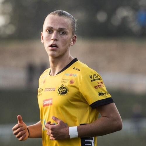 Allsvenskan Asian handicap: Elfsborg's Players are tapping their team mate's head