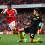 Arsenal v Man City FA Cup