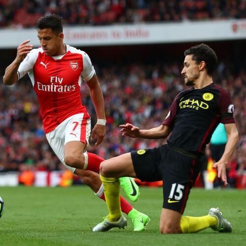 Eastbridge - Asian Handicap - Arsenal v Manchester City