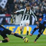 Juventus' Claudio Marchisio