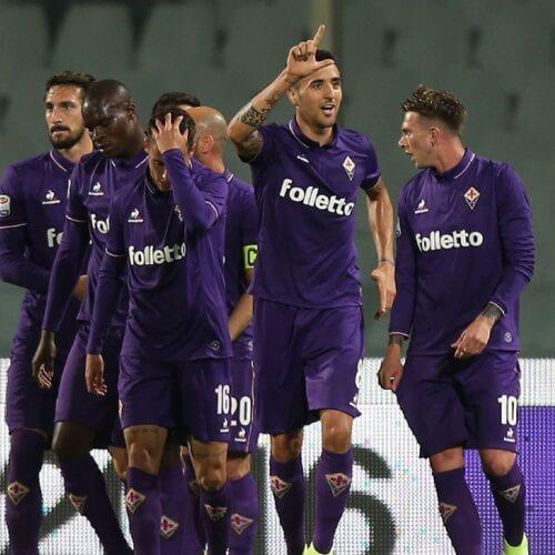 Eastbridge - Asian Handicap - Fiorentina v Inter Milan