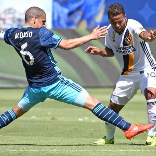 Eastbridge - Asian Handicap - LA Galaxy v Seattle Sounders