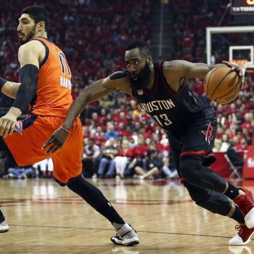 Eastbridge - Handicap Betting - Oklahoma City Thunder @ Houston Rockets