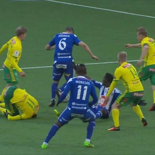Veikkausliiga Asian handicap: It's a rough battle between Ilves and FC inter and a rematch is about to happen