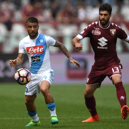 Eastbridge - Asian Handicap - Napoli v Fiorentina