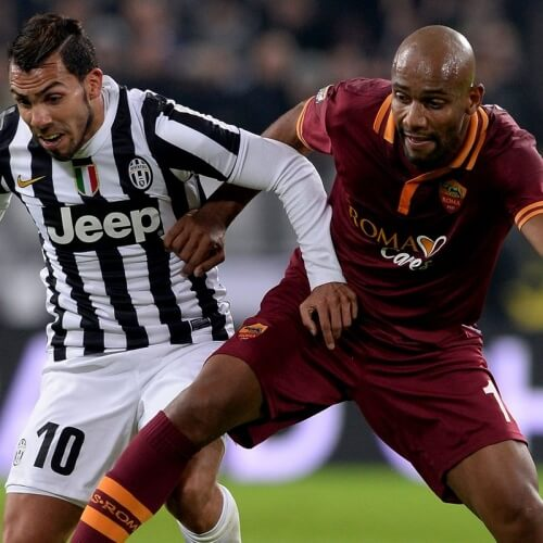 Eastbridge - Asian Handicap - Roma v Juventus