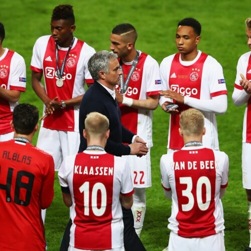 Eastbridge - Europa League - Ajax