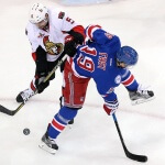 Eastbridge - Handicap Betting - Ottawa Senators v New York Rangers