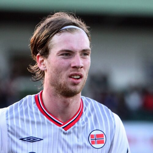 Allsvenskan Asian handicap: Jo Inge Berget is playing as a winger for Malmo