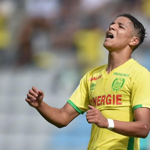 Europa League: Its a strong season for Amine Harit as FC Nantes win the 2016 European Championship, giving him the attention of the Biggest European Football Leagues
