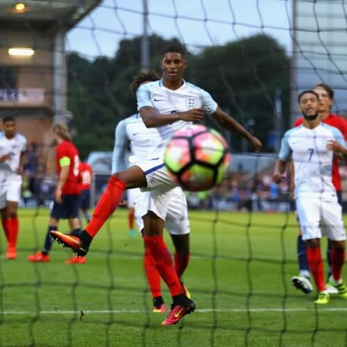 Football Data Analysis: Manchester United's Marcus Rashford is one of the best young strikers showed his net-a-hat trick.