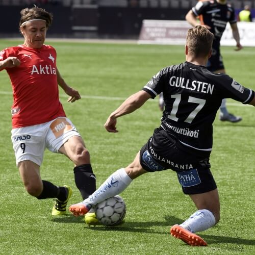 Veikkausliiga Asian Handicap: Pekka Sihvola and Aleksi gullstein juggle to get domination and live that score