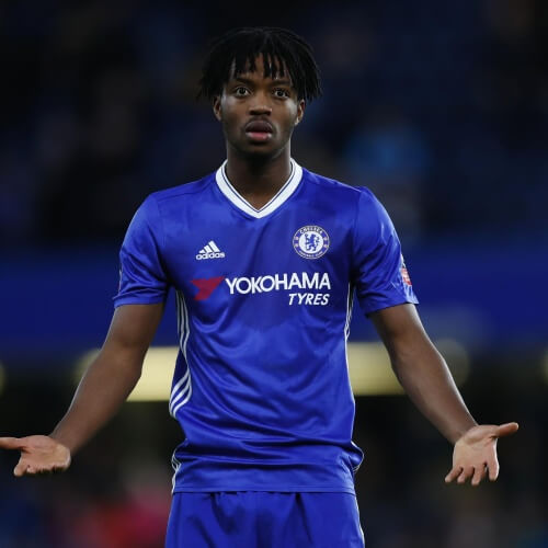 Football Data Analysis: Watford recently signed midfielder/defender nathaniel Chalobah from Premier League champ Chelsea