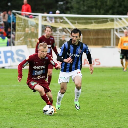 Veikkausliiga Asian Handicap:It was an easy match for Intertuku scoring 4 goals againts JJK