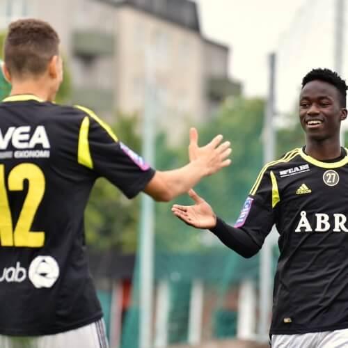AIK FC defeated Göteborg
