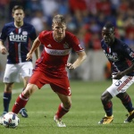 Chicago Fire defeated New England