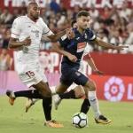 Espanyol v Sevilla draw