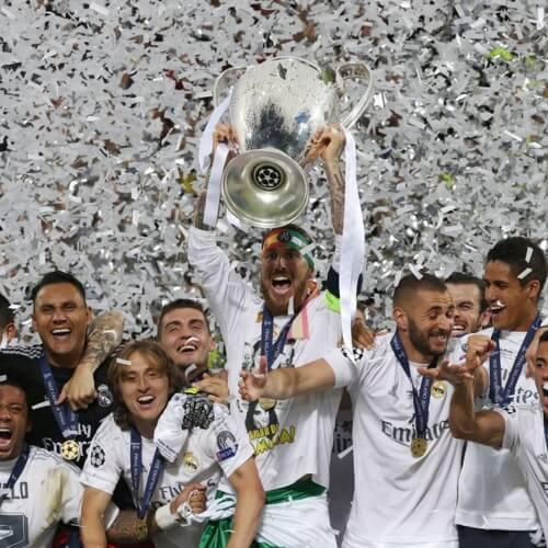 La Liga 2016-17 Real Madrid