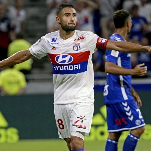 Lyon's New Captain Fekir