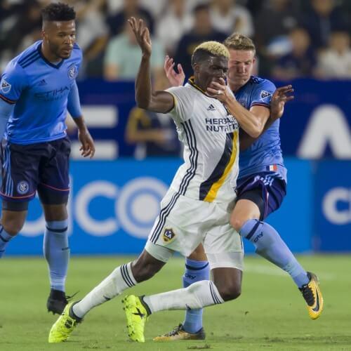 NYCFC slammed LA Galaxy