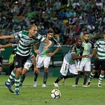 Sporting CP Champions League Playoff