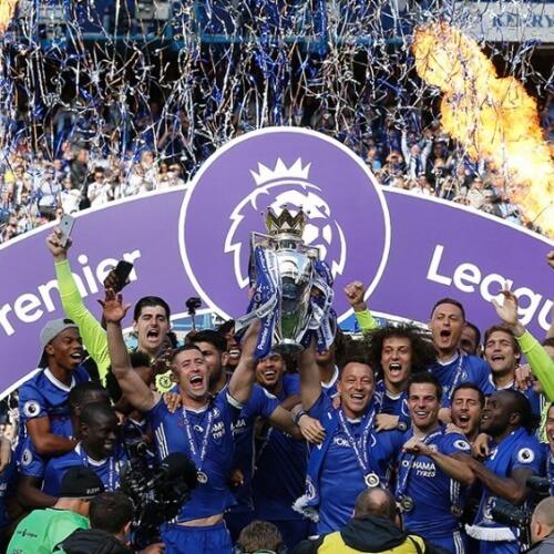 Premier League 2017 Champion