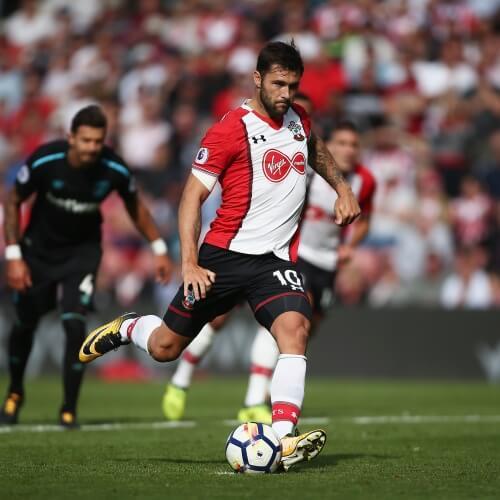 Southampton's Charlie Austin