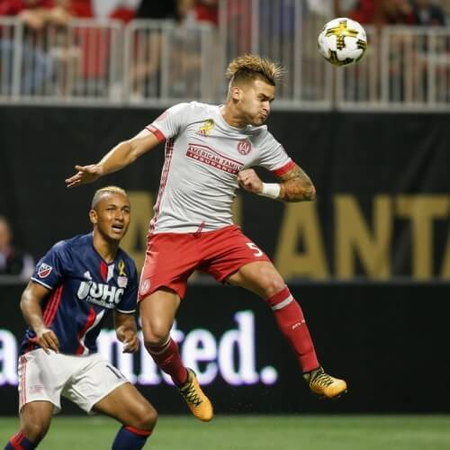 Atlanta United Crush New England Rev