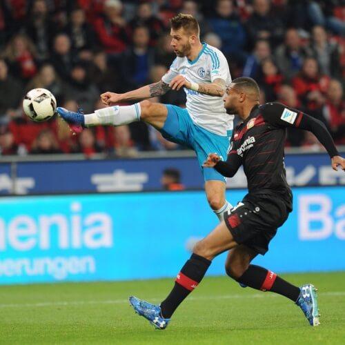 Bayer v Schalke Friday Bundesliga