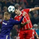 Champions League - FC Bayern Munich vs RSC Anderlecht