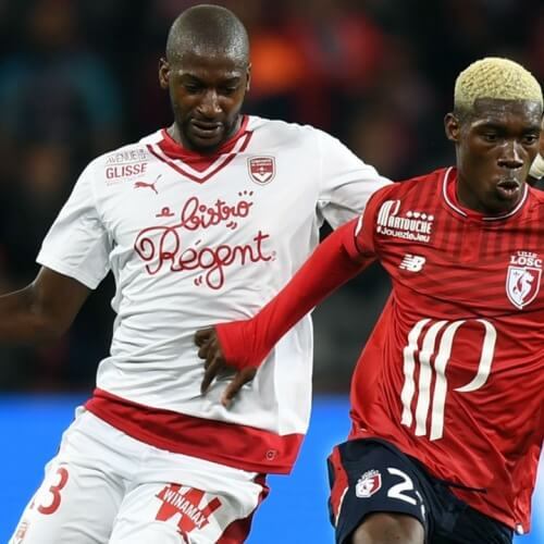 Bordeaux draw with Losc